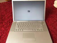 MacBook Pro 2006 no hard drive