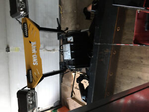 Snow a way plow from Chevy or Gmc for sale