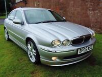 2005 Jaguar X-Type 2.2 D SE 4dr
