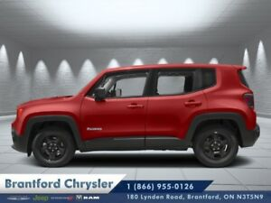 2018 Jeep Renegade North  - $230.04 B/W