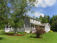 Beautiful Two Story Home for Sale in Little Harbour NS