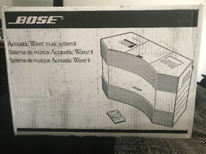 Bose wave Music System 11