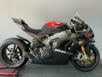 2018 DUCATI PANIGALE V4S **RACE BIKE** ONLY 500 MILES! 1 OWNER FROM NEW