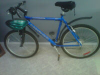 Norco Wolverine hardly used, offers on $500.00