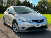 2009 Honda Civic 1.4 i-VTEC Type S 3dr HATCHBACK Petrol Manual