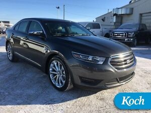 2016 Ford Taurus Limited   - Leather Seats -  Bluetooth -  Coole