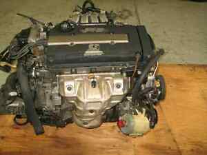 JDM B18C GSR complete swap 5spd transmission and ECU