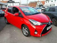 2016 Toyota Yaris Hybrid Icon 1.5 TSS Automatic 5-Door From £9,995 + Retail Pack