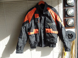 RHYNO INSULATED JACKET - HARLEY COLORS