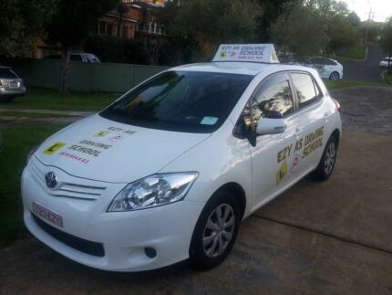 Ezy As Driving School Homebush Strathfield Area Preview