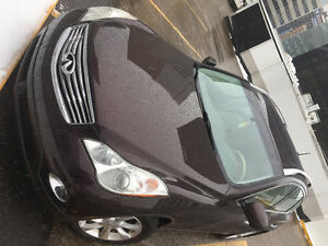 2010 Infiniti EX35 Journey SUV, Crossover