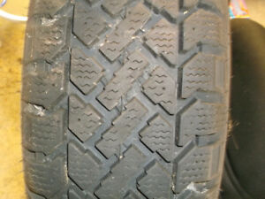 2 Pacemark Snow Tracker Tires