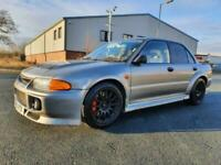1995 Mitsubishi Lancer Evo 3 Wide Body Saloon Petrol Manual