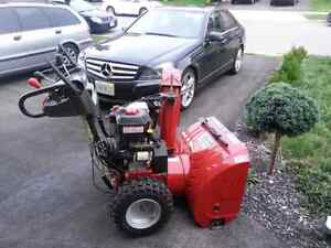 2 craftsman snow blowers $800 each ..call mike