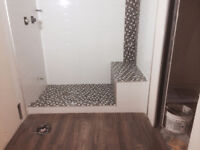 D-O Flooring highly skilled tile installation for hire