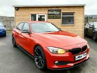 2014 BMW 320d EfficientDynamics 4dr