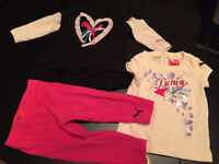 PUMA baby girl outfit
