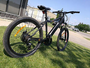 "Electric Mountain bike - 26"" wheel--Promotion  ! MON-SAT 10-4"