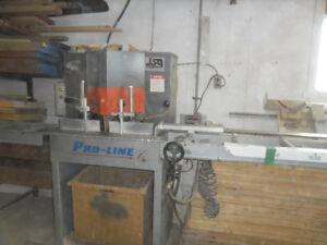 Scie à PV.C. ou aluminium , marque Pro Line