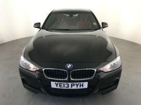 2013 BMW 320I M SPORT SALOON SERVICE HISTORY FINANCE PX WELCOME