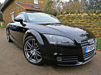 2009 AUDI TT 2.0 TFSI S-LINE SPECIAL EDITION COUPE. FULL SERVICE HISTORY !!