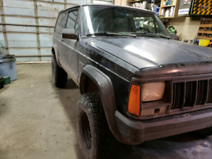 1996 jeep Cherokee 2 door