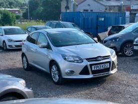 image for 2013 Ford Focus 1.6 TDCi 115 Titanium 5dr **HIGH MILES DRIVE ANY TRIAL** HATCHBA
