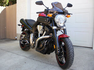 2007 YAMAHA MT-O1 1670  ( FOR SALE BY OWNER)