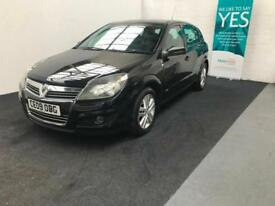 Vauxhall/Opel Astra 1.6 16v 2009 SXi finance available from £25 per week