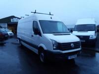 Volkswagen Crafter 2.0TDi ( 109PS ) CR35 LWB One Owner FSH