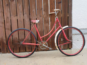 CCM - OLD CRUISER 40'S - PROJECT BIKE