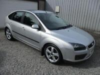 2007 Ford Focus 1.6 Zetec 5dr [Climate Pack] 5 door Hatchback