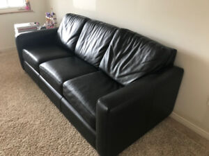 The chesterfield shop leather sofa.