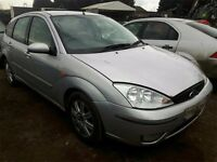 2004 FORD FOCUS GHIA NOW BREAKING FOR PARTS