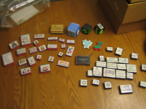 STAMPS, STAMPS AND MORE STAMPS