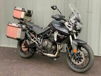 TRIUMPH TIGER 800 XRT TOURING COMMUTING ADVENTURE MOTORCYCLE