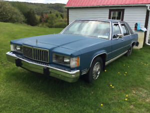 1987 Grand Marquis Ford