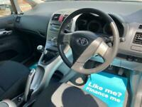 2009 Toyota Auris 2.0 D-4D TR 5dr Hatchback Diesel Manual