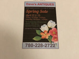Antique and Collectibles Show