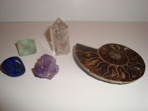 Mineral group for sale/mineraux a vendre