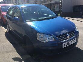 VW Polo 1.4 petrol 2007. NEW MOT!!! 70k. New MOT this week