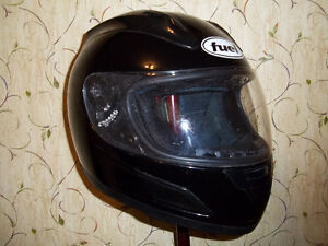 FUEL FULL FACE HELMET SIZE SMALL DOT FMVSS N.218
