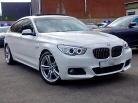 2012 62 BMW 5 SERIES GRAND TURISMO 3.0 535D M SPORT AUTO