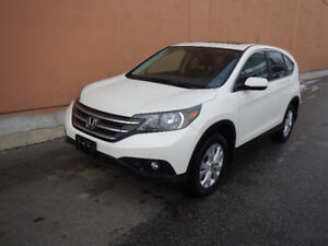 2014 Honda CR-V ---- EX-L -------- Low Km ---------