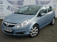 2008 VAUXHALL CORSA 1.4 CLUB A/C 5 DOOR LOW MILEAGE LOW INSURANCE HATCHBACK PETR