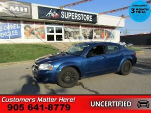 2009 Dodge Avenger SXT  AS IS (UNCERTIFIED) AS TRADED IN