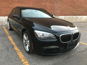 2011 BMW 750i XDrive M sport Package