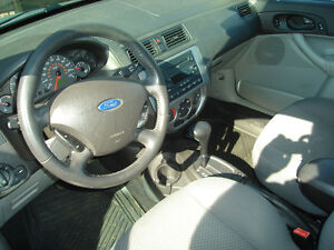 2007 FORD FOCUS ZX5 SES..SAFETIED & E-TESTED London Ontario image 3