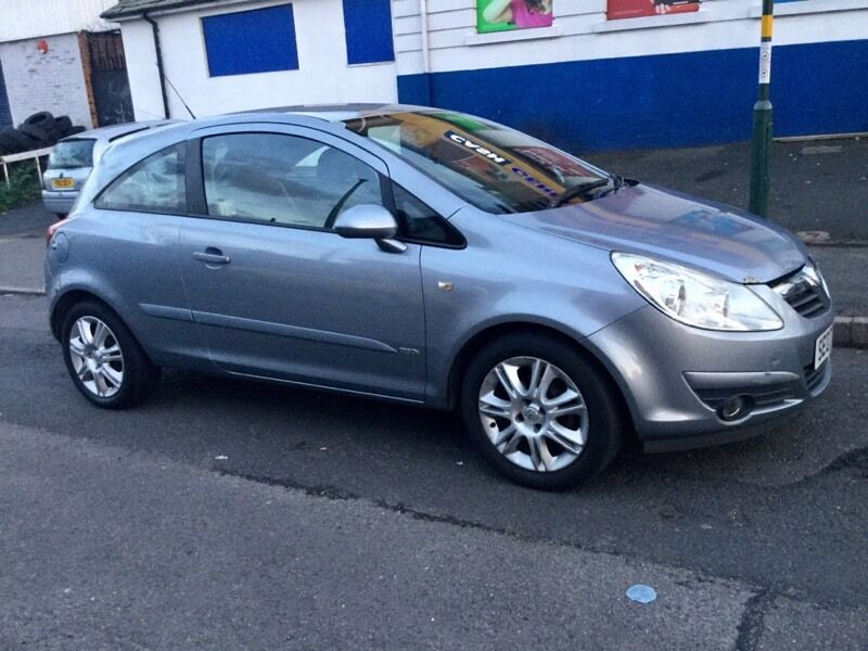 Vauxhall Corsa 1.2 Design 3 Door Hatchback 2007