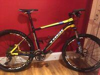Trek elite series xc mountain bike